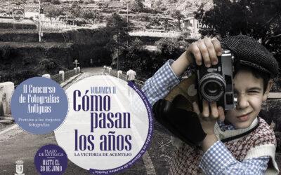 El Ayuntamiento organiza la segunda edición del concurso de fotografías antiguas de La Victoria