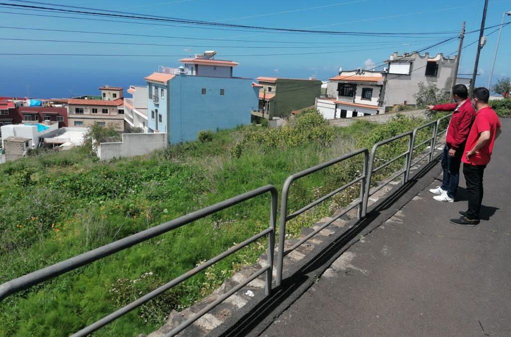 El Ayuntamiento cede suelo para construir las primeras viviendas sociales de promoción pública de La Victoria