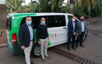 El Ayuntamiento de La Victoria renovará su flota con tres vehículos eléctricos